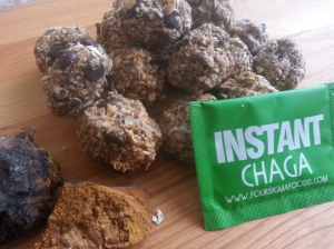 Dusty's energy balls are a staple snack for us now (not like that you pervert!)
